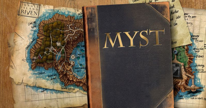 Legendary Plans Myst TV Show Based on Classic Computer Game