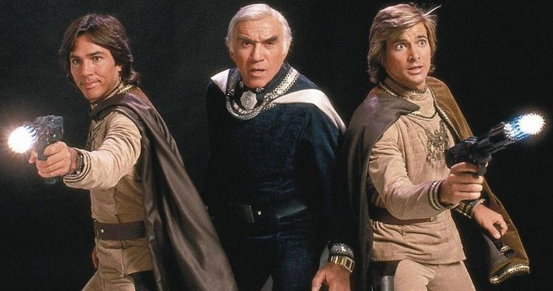 Battlestar Galactica Movie Is Back on Track with New Producers