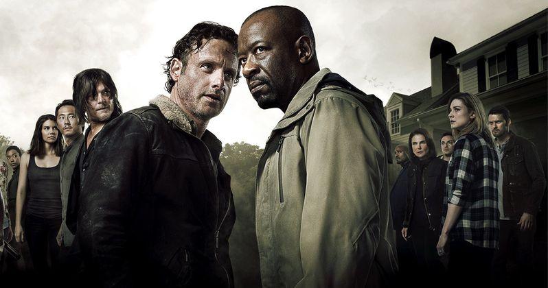 Walking Dead Season 6 Poster & Comic Con Plans Unveiled