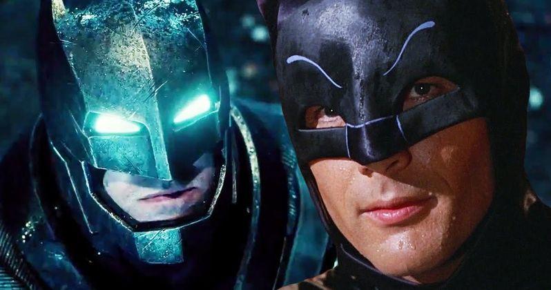 Batman v Superman Retro Trailer Starring Adam West & Christopher Reeve