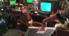 X-Men: Days of Future Past: New Set Photo with Nicholas Hoult