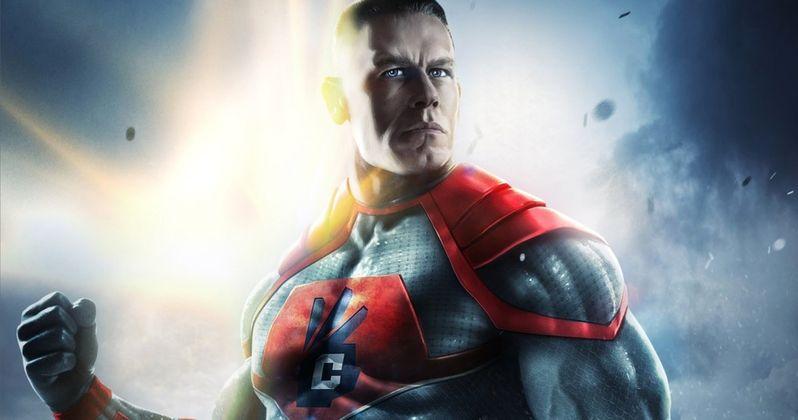 Kingsman Creator Wants John Cena as This Superhero