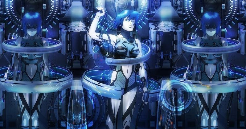Ghost in The Shell: The New Movie Trailer Arrives; U.S. Release Announced