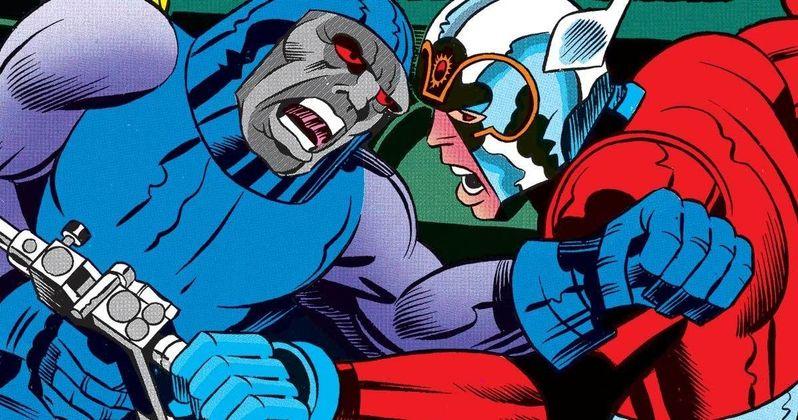 DC's The New Gods Movie Brings in Chasing Mavericks Writer