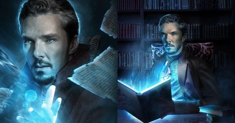 Doctor Strange Origin, Costume & Concept Art Surprises at D23