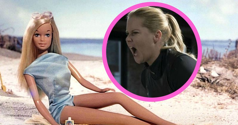 Amy Schumer Blasts Back at Barbie Backlash