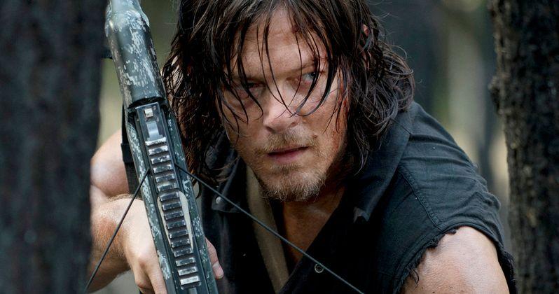 Walking Dead Season 6 Will Bring a Big Fight & Lots of Turmoil