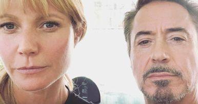 Latest Avengers 4 Reshoot Set Photos Reunite Pepper and Tony