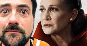 Did Kevin Smith Cry During The Last Jedi?