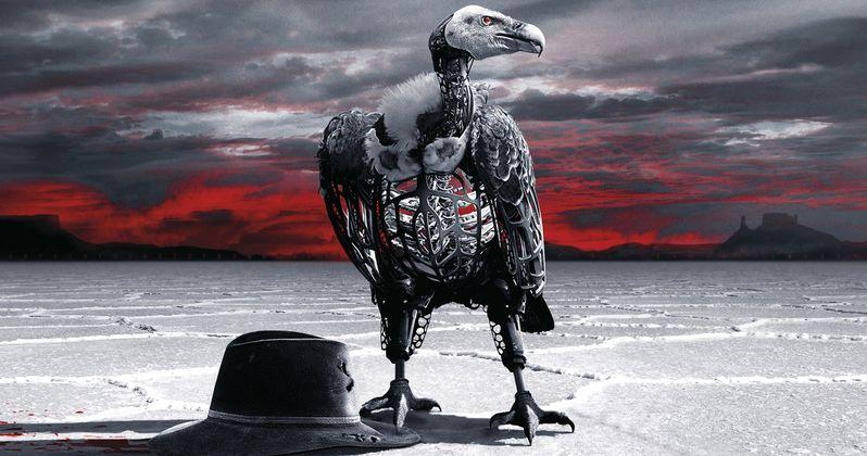 Westworld Season 2 Limited Edition 4K, Blu-ray, Digital Release Dates Revealed