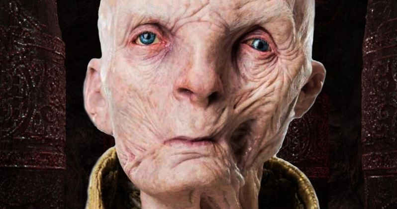 Snoke's Backstory May Still Be Revealed in a Future Star Wars Movie