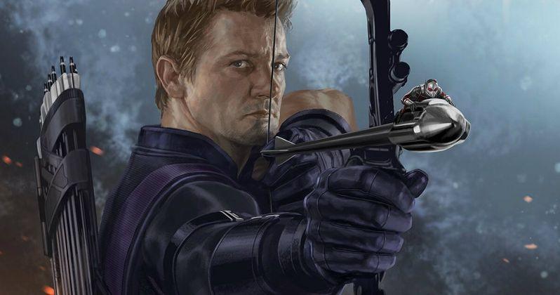 Hawkeye to Return in Ant-Man 2?