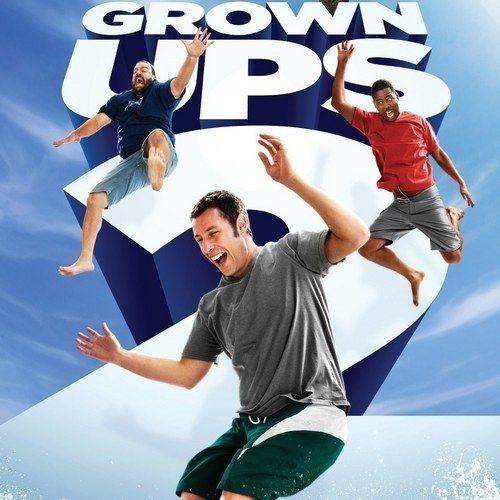 Grown Ups 2 Trailer!