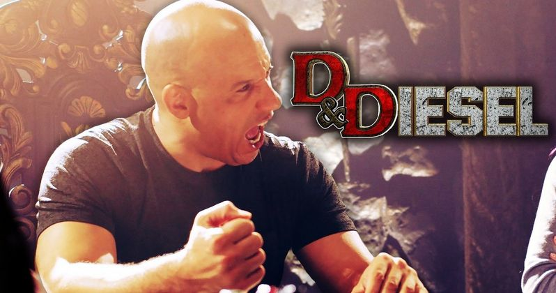 Watch Vin Diesel Play Dungeons & Dragons as Witch Hunter Kaulder