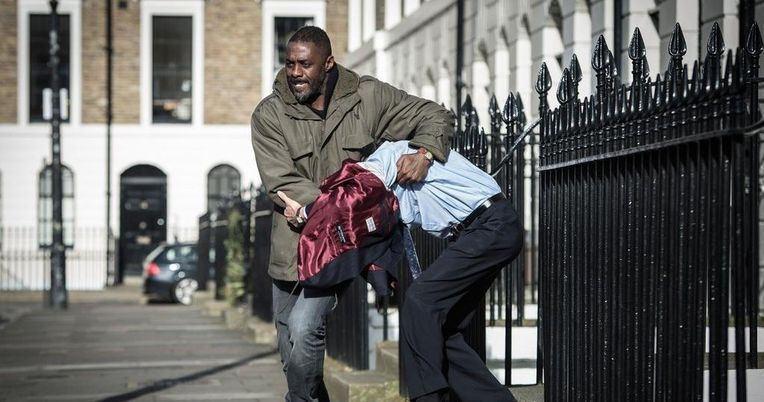 Idris Elba Returns in First Look at Luther Season 4