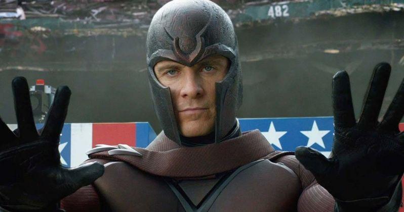 X-Men: Apocalypse Video Shows Off Fiery Destruction