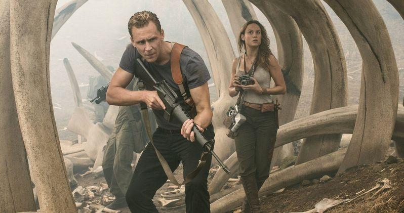 Kong: Skull Island Video Goes Hunting for Tom Hiddleston