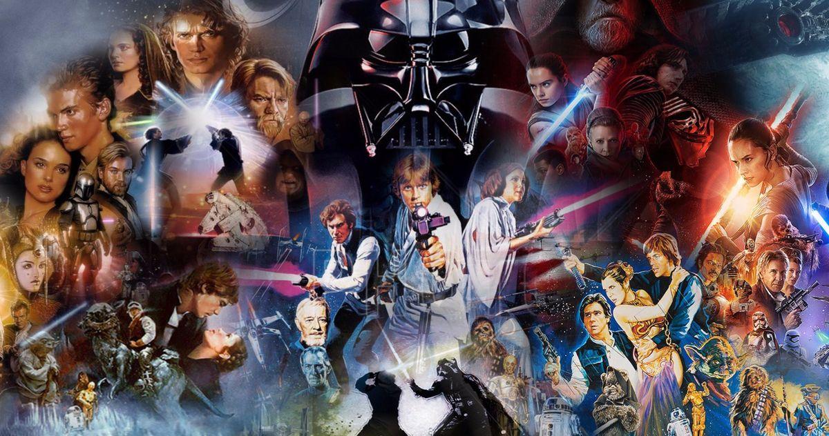 starwars saga ile ilgili görsel sonucu