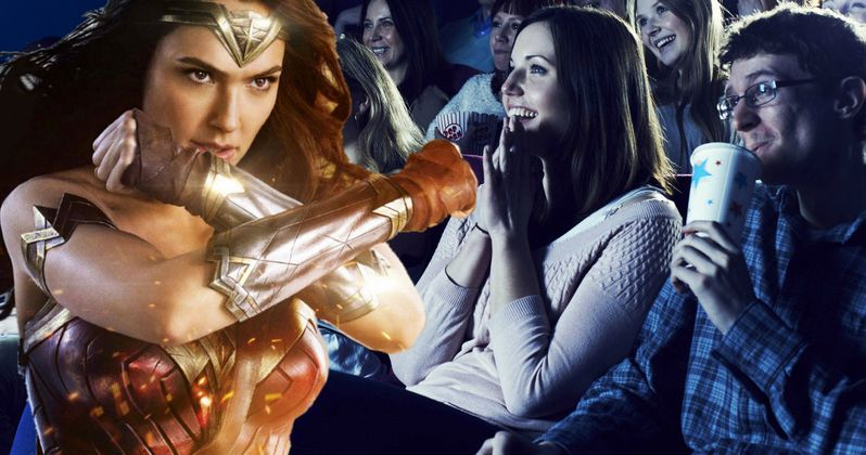 Who's Really Buying All of Those Wonder Woman Tickets?
