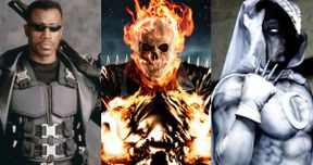 Blade, Ghost Rider & Moon Knight TV Shows Happening at Netflix?