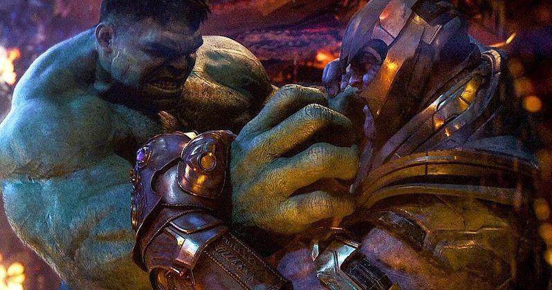Endgame Funko Pops! Tease Hulk Vs. Thanos Rematch