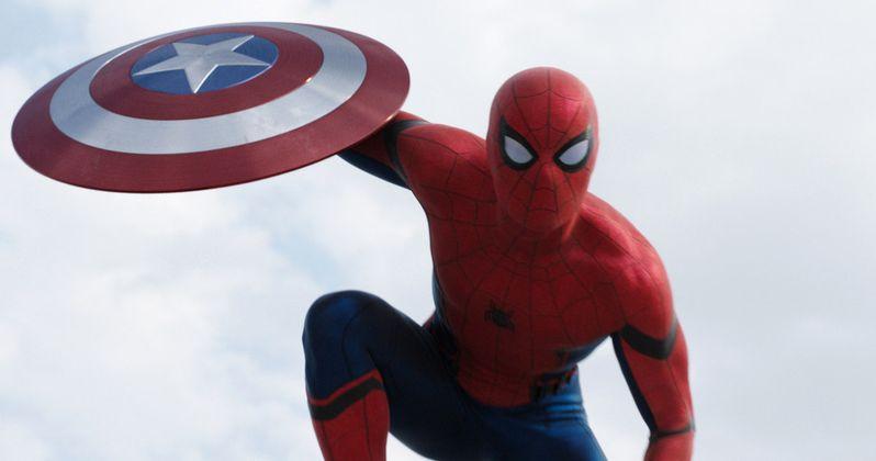 Tom Holland Talks Spider-Man: Homecoming at CinemaCon
