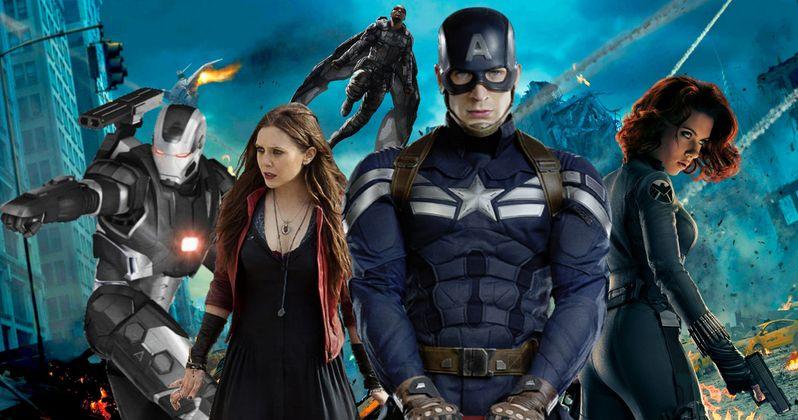Marvel Phase 3 Avengers Characters Revealed?