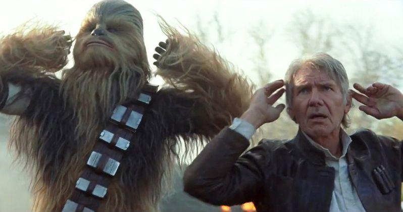Over 90 Star Wars 7 Final Trailer Photos Will Drive Fans Insane