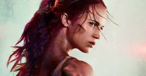 First Tomb Raider Reboot Footage Has Lara Croft Back in Action