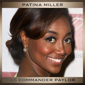 Patina Miller Is Commander Paylor in The Hunger Games: Mockingjay