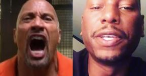 Fast & Furious 9: The Rock, Tyrese Feud Just Got Worse