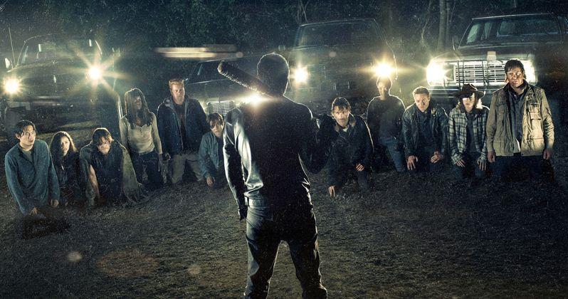 Walking Dead Season 7 Premiere Gets 90-Minute Talking Dead Special