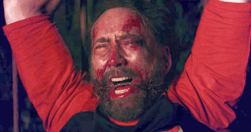 Nicolas Cage Thinks Cage Rage Memes Are Hurting His New Mandy Movie