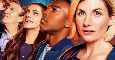 Doctor Who Season 11 Trailer Brings in Some New Best Friends