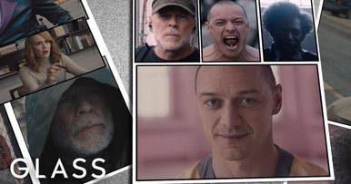 Glass Featurette Puts a New Twist on the Unbreakable World of Superheroes