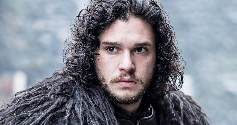 Proof Jon Snow Is Returning to Game of Thrones?