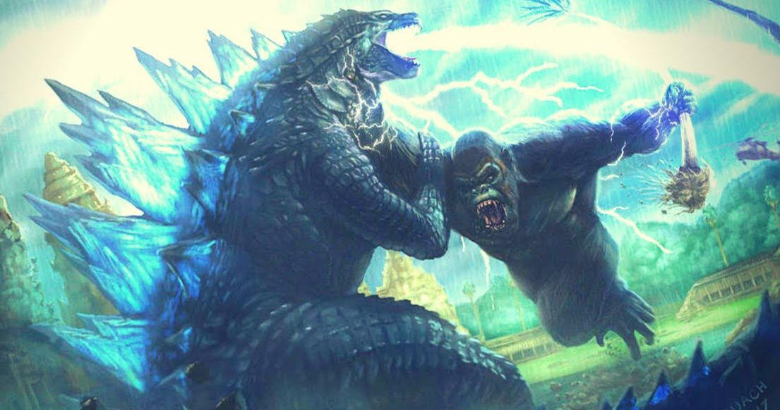 Godzilla Vs. Kong Gets Delayed Until November 2020