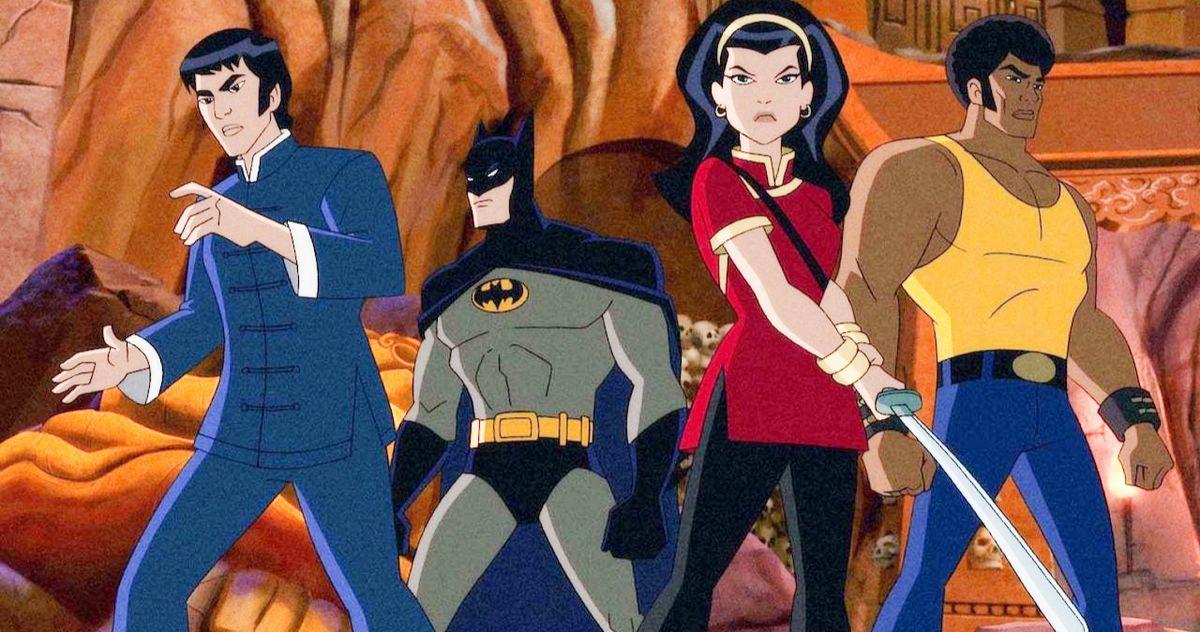 Batman will team up with Benjamin Turner, Lady Shiva and Robert Dragon.