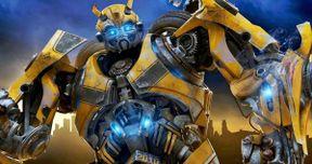 Bumblebee Gets Resurrected in Explosive New Transformers 5 Trailer