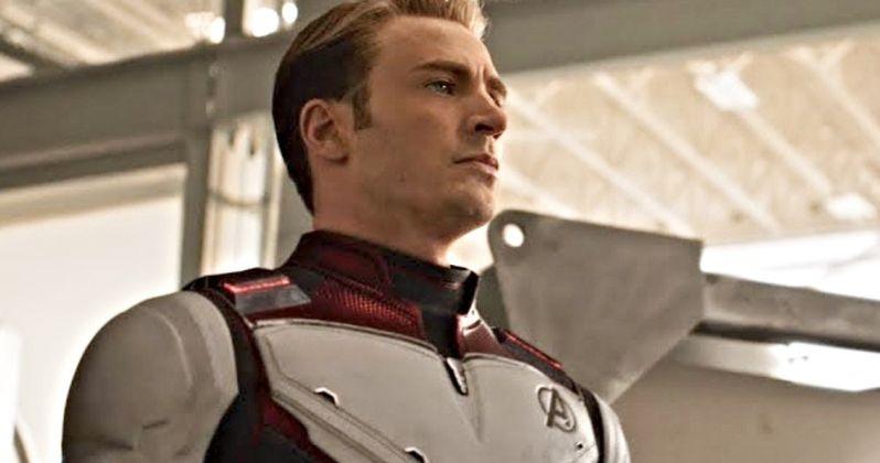 New Endgame TV Spot Gives Us More of Captain America's Inspirational Speech