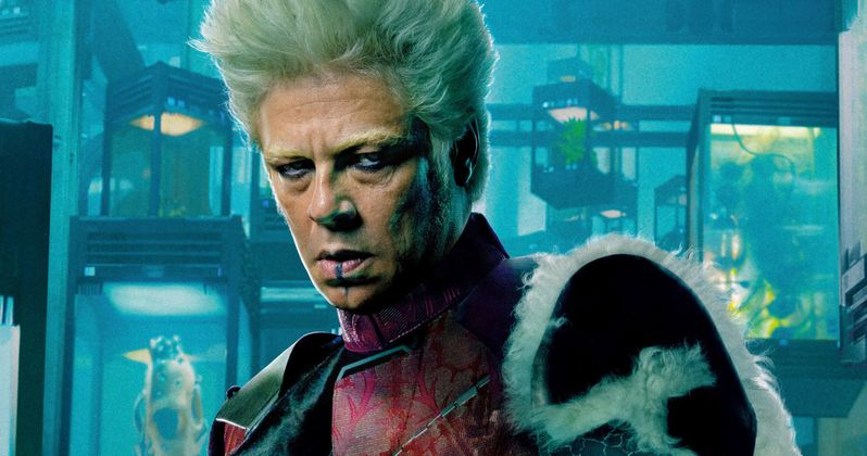 Benicio Del Toro Joins Guardians of the Galaxy, Is He Thanos or Rocket Raccoon?
