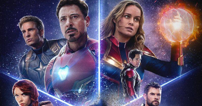 Avengers: Endgame Super Cut Trailer Features All Footage So Far