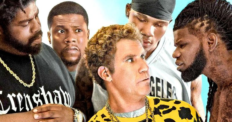 get hard red band trailer with will ferrell kevin hart