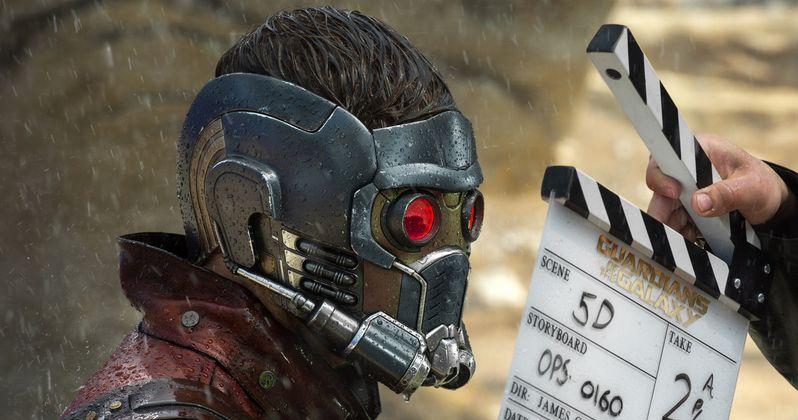 Guardians of the Galaxy 2 Begins Pre-Production in Atlanta