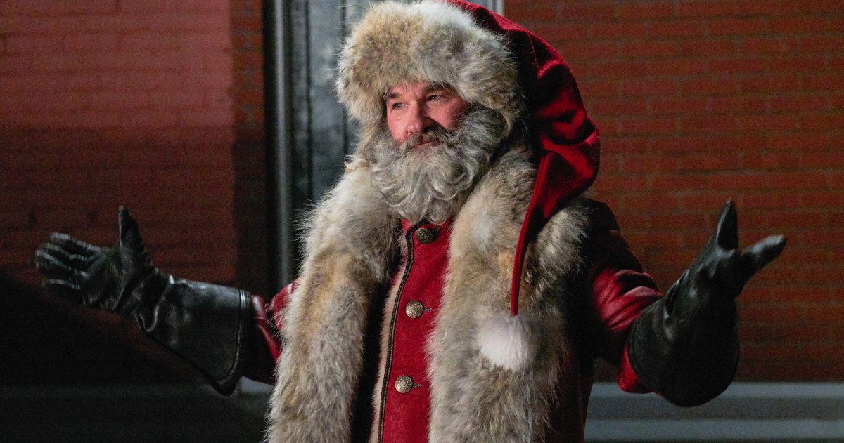 Christmas Chronicles Trailer #2: Kurt Russell Will Make ...
