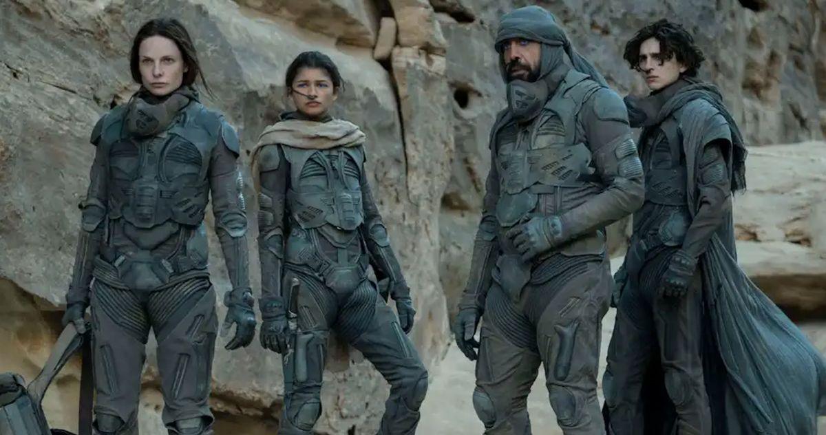 Режиссер «Дюны» назвал это своим лучшим фильмом, но ругает предложение о стриминге HBO Max