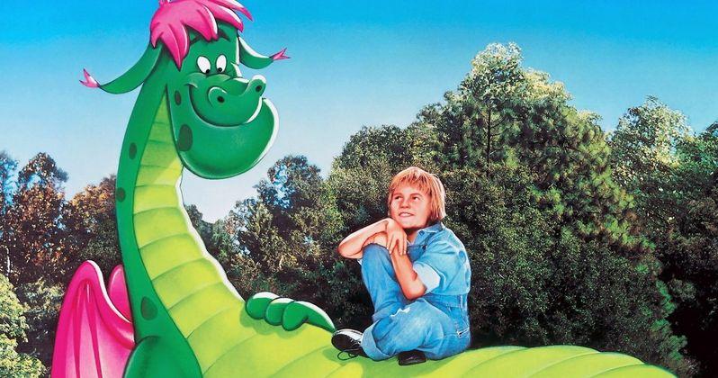 Pete's Dragon Begins Shooting in New Zealand
