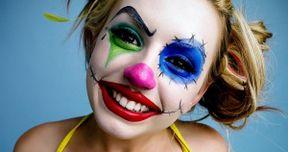 Creepy Clown Sightings Cause a Surge in Clown Porn Popularity
