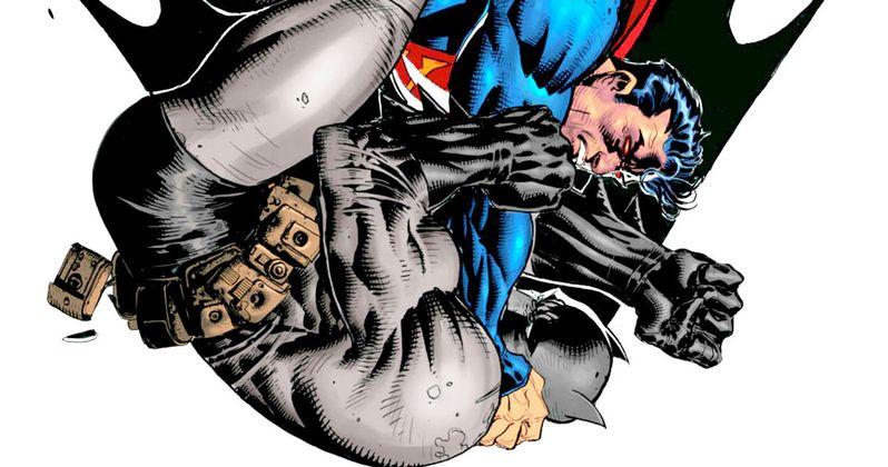 Batman v Superman DC Comics Varient Covers Unveiled