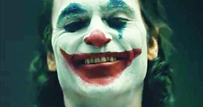 Joker Teaser Video Shows Joaquin Phoenix in Full Clown Makeup